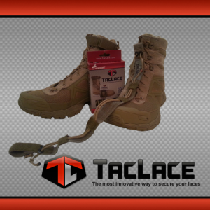 TacLace - Coyote Tan