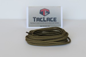 TacLace - Coyote Tan Laces