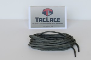 TacLace - Foliage Green Laces
